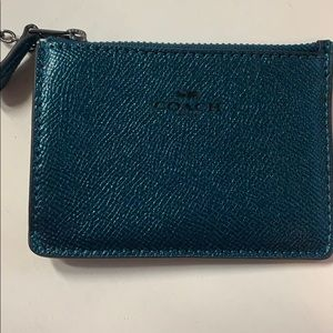 NEW Coach mini wallet